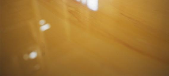 litá podlaha melír (kuchyň)